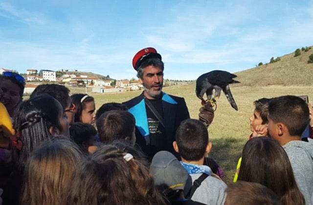 "Gotera Rural · Campamento ""CampaTRENto"""