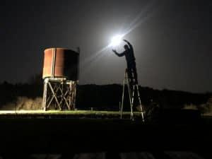 """Cielos y Astronomía en la """"Gotera Rural"""""""