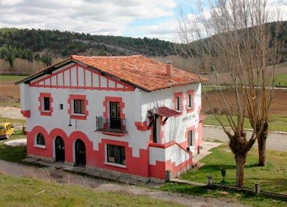 Estación de Hontoria del Pinar