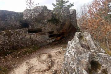 La Necrópolis de Cuyacabras